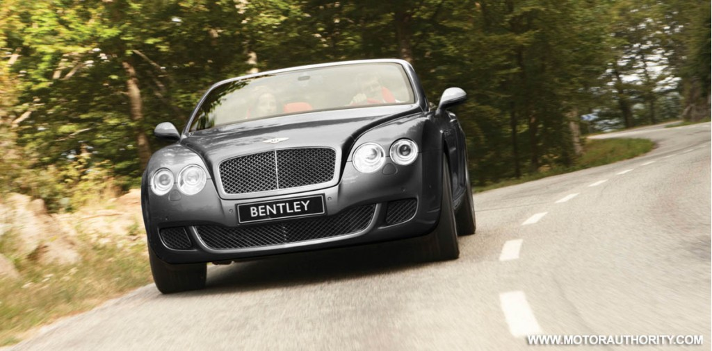 Convertible Spy Photo Bentley Continental Gt Continental Gtc Photos