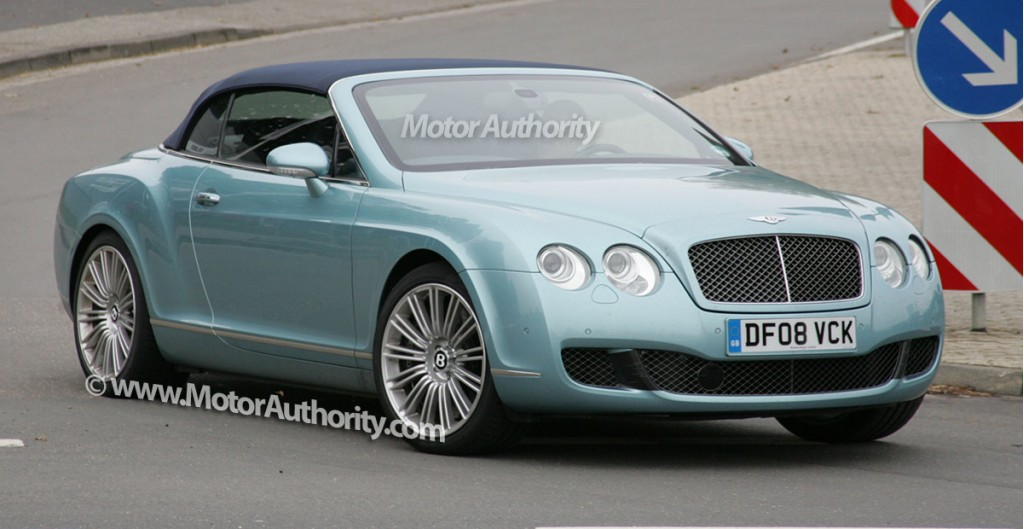 2005 Bentley Continental GTC related infomation,specifications - WeiLi