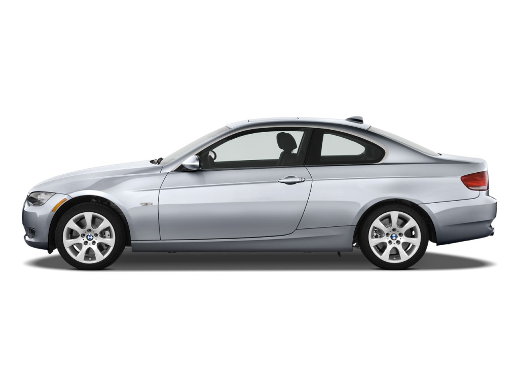 image 2010 bmw 3 series 2 door coupe 335i rwd side. Black Bedroom Furniture Sets. Home Design Ideas
