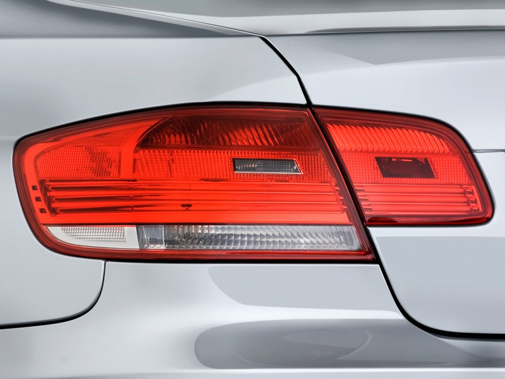 Image 2010 Bmw 3 Series 2 Door Coupe 335i Rwd Tail Light