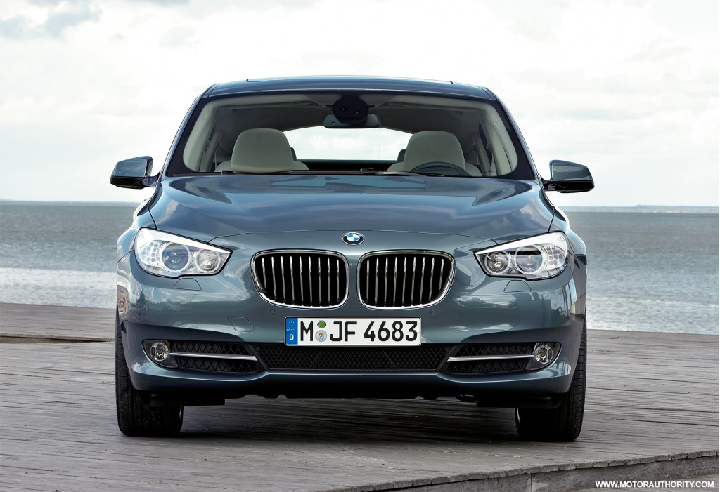 bmw unveils single turbo n55 six cylinder engine for new 5 series gt. Black Bedroom Furniture Sets. Home Design Ideas