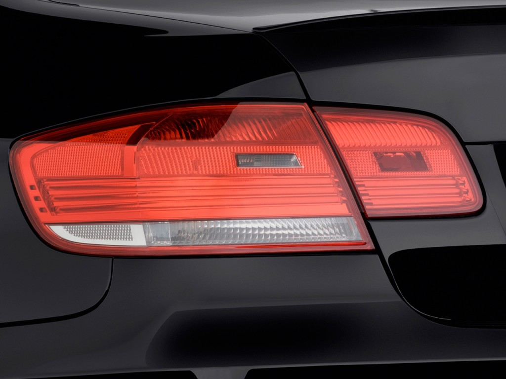 Image: 2010 BMW M3 2-door Coupe Tail Light, size: 1024 x ...