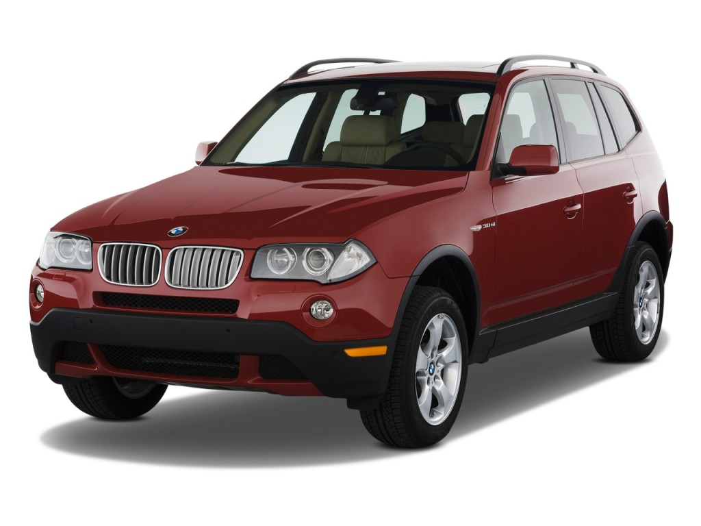 image 2010 bmw x3 series awd 4 door 30i angular front exterior view size 1024 x 768 type. Black Bedroom Furniture Sets. Home Design Ideas