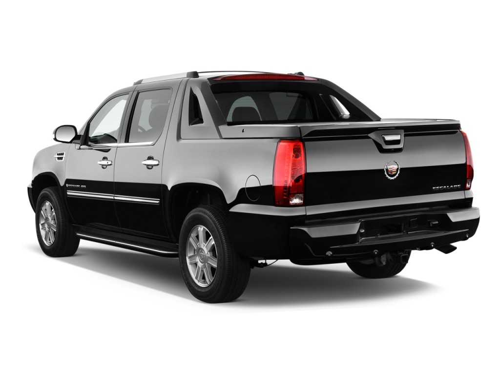 2010 cadillac escalade ext pictures photos gallery the car connection. Black Bedroom Furniture Sets. Home Design Ideas