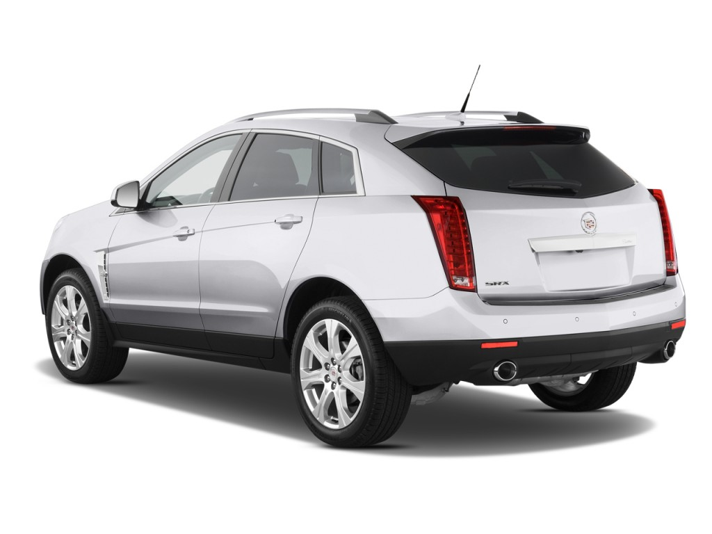 Image 2010 Cadillac Srx Fwd 4 Door Performance Collection