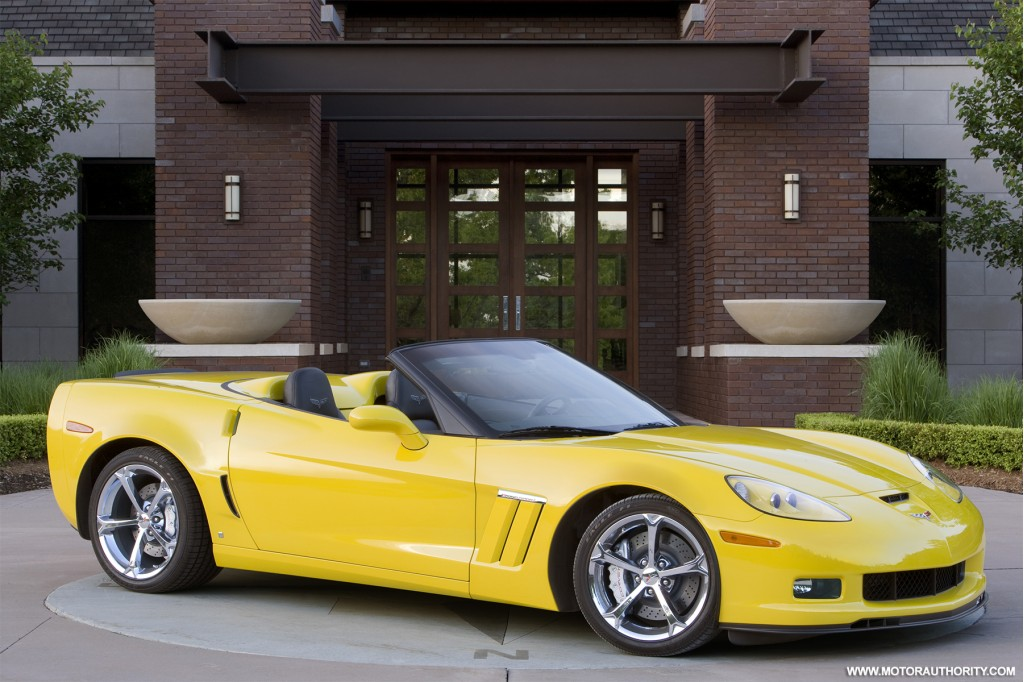 chevrolet corvette gets launch control for 2010. Black Bedroom Furniture Sets. Home Design Ideas