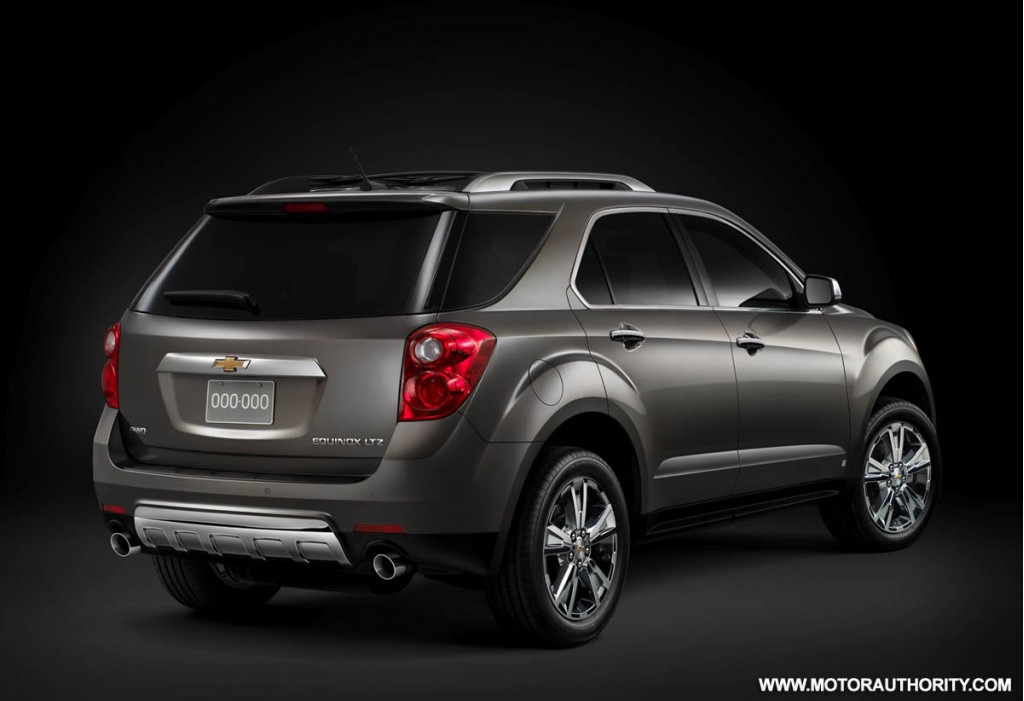 chevrolet equinox two mode hybrid coming in 2011. Black Bedroom Furniture Sets. Home Design Ideas