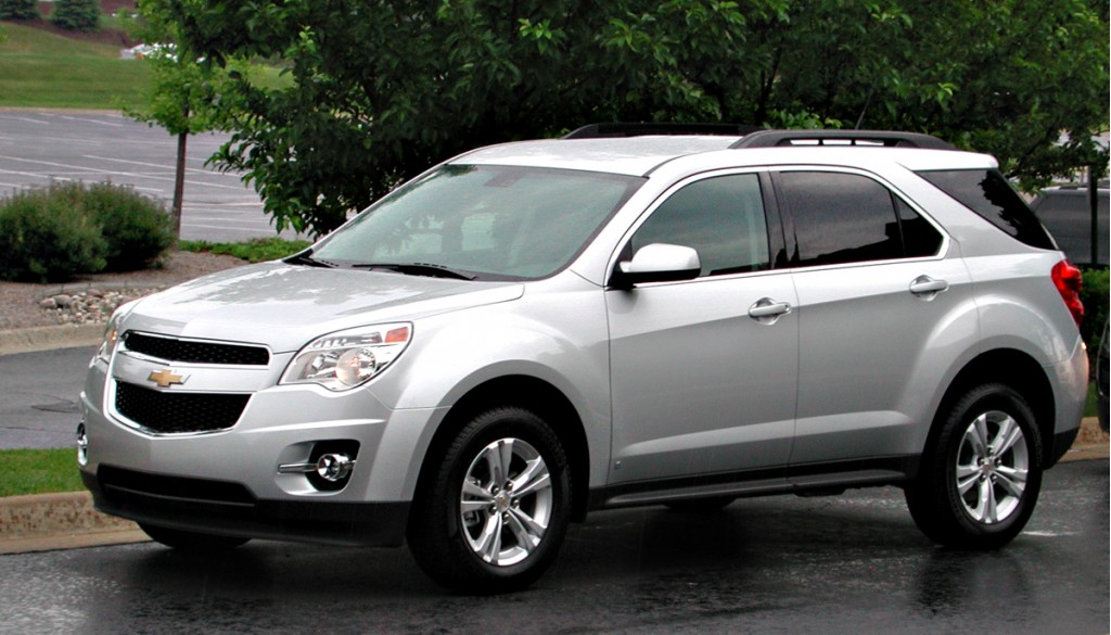Chevrolet Equinox Full Collection
