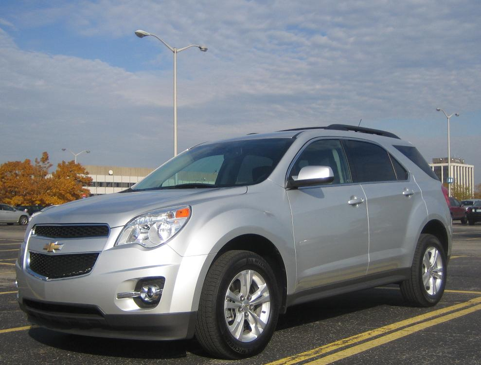 Used 2013 Chevrolet Equinox For Sale  CarGurus