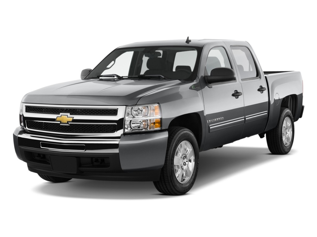 2010 chevrolet silverado 1500 hybrid chevy pictures photos gallery the car connection. Black Bedroom Furniture Sets. Home Design Ideas