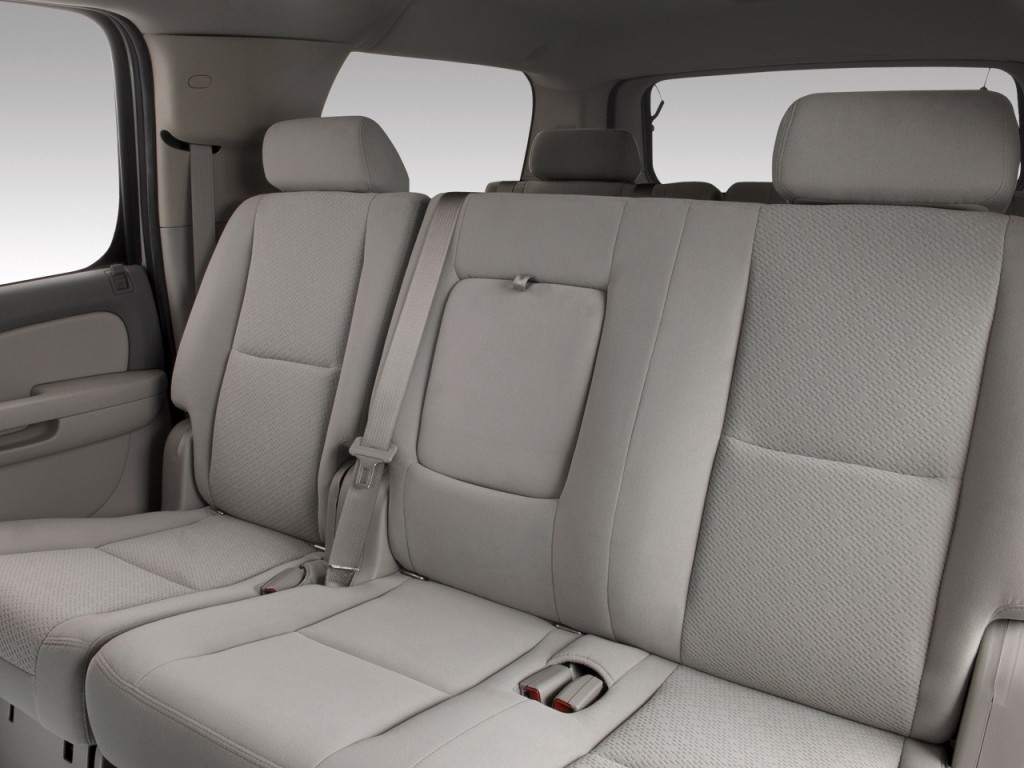 Chevy Cruze Lease >> Image: 2010 Chevrolet Suburban 2WD 4-door 1500 LS Rear Seats, size: 1024 x 768, type: gif ...