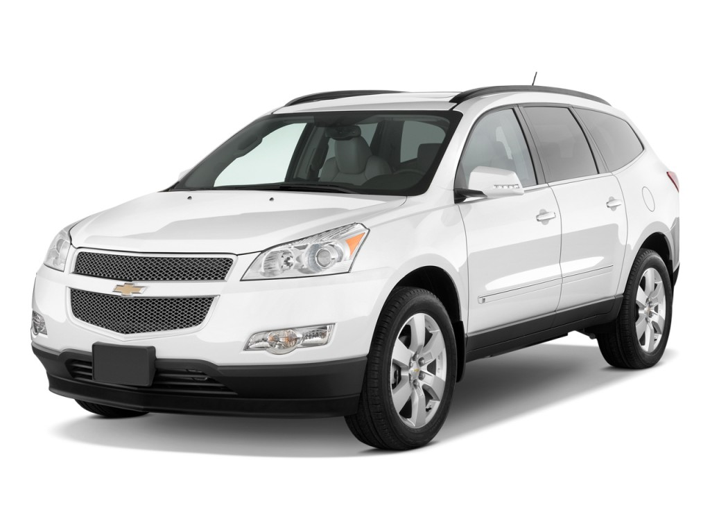 2010 Chevrolet Traverse Chevy Pictures Photos Gallery