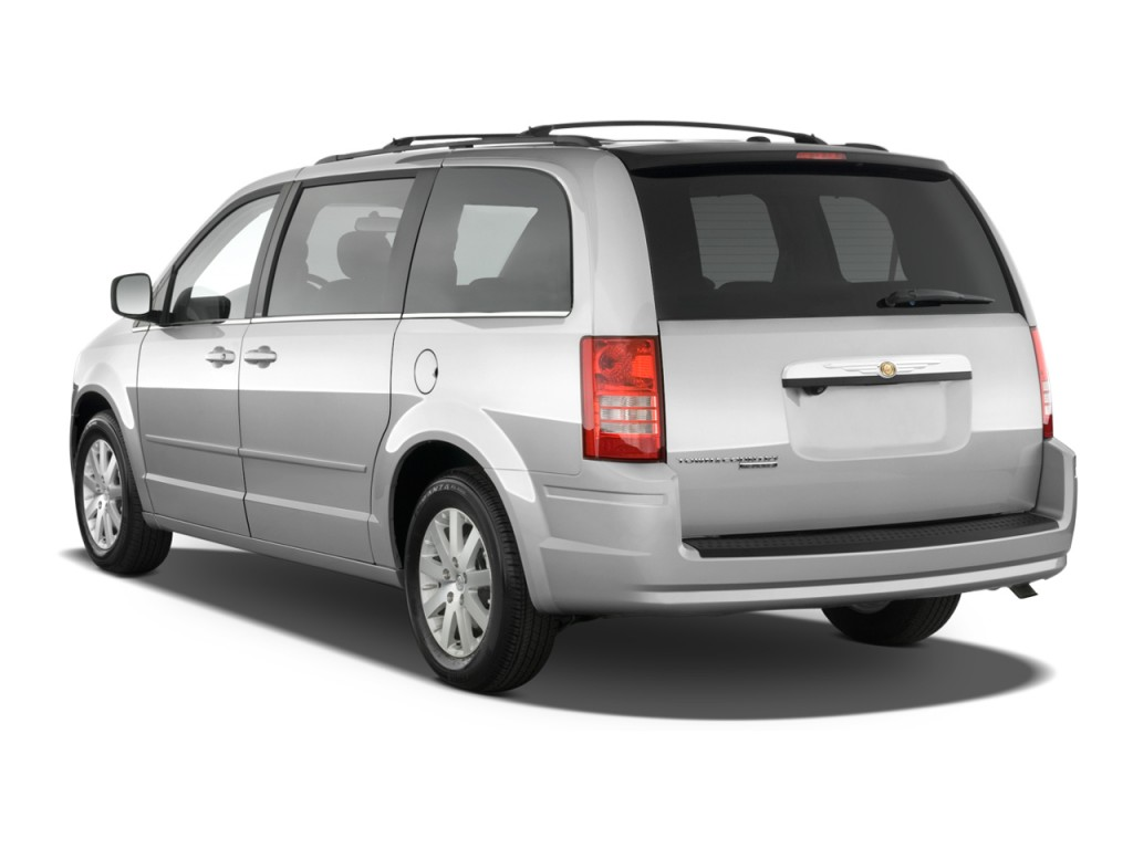 2010 Chrysler Town Amp Country Pictures Photos Gallery The