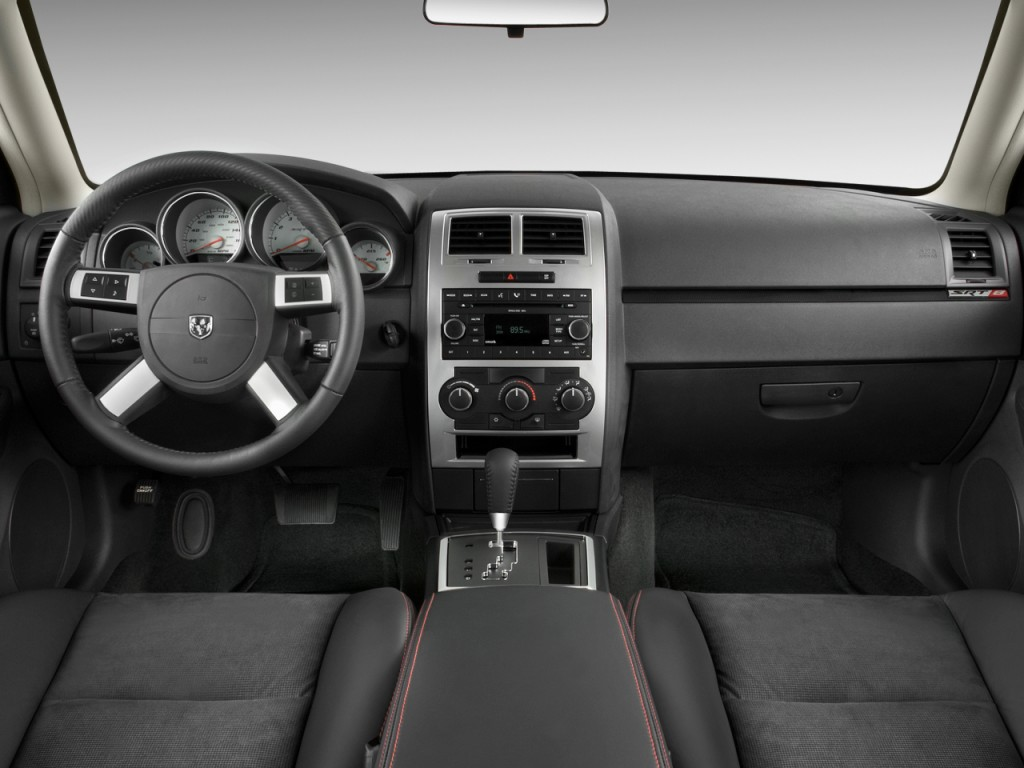 Image: 2010 Dodge Charger 4-door Sedan SRT8 RWD Dashboard, size: 1024 x 768, type: gif, posted ...