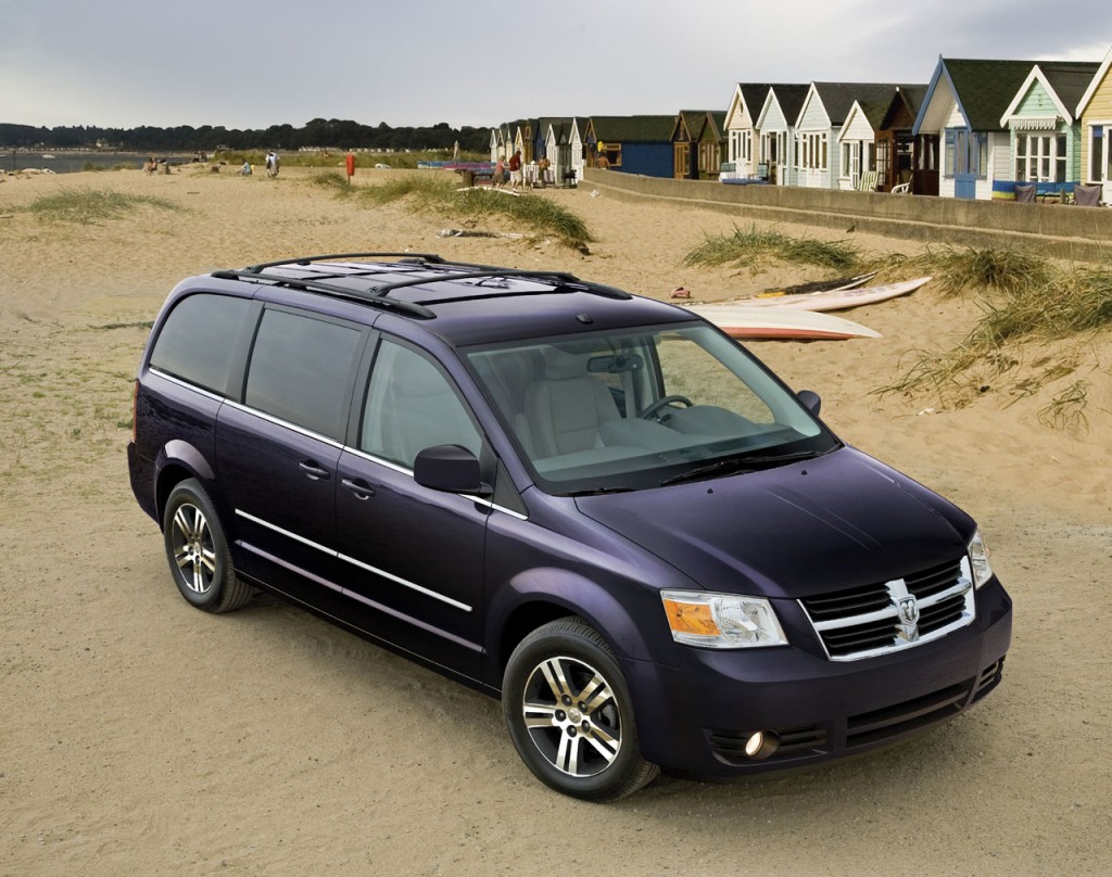 2010 Dodge Grand Caravan Pictures Photos Gallery The Car