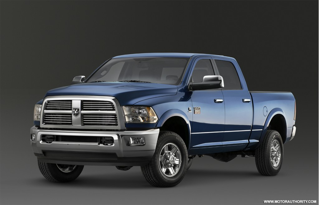 Beautiful Dodge Releases 2010 Dodge Ram 2500 And 3500