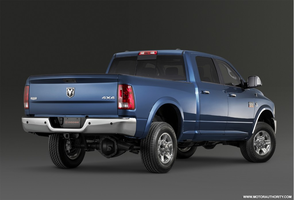 Luxury Dodge Releases 2010 Dodge Ram 2500 And 3500