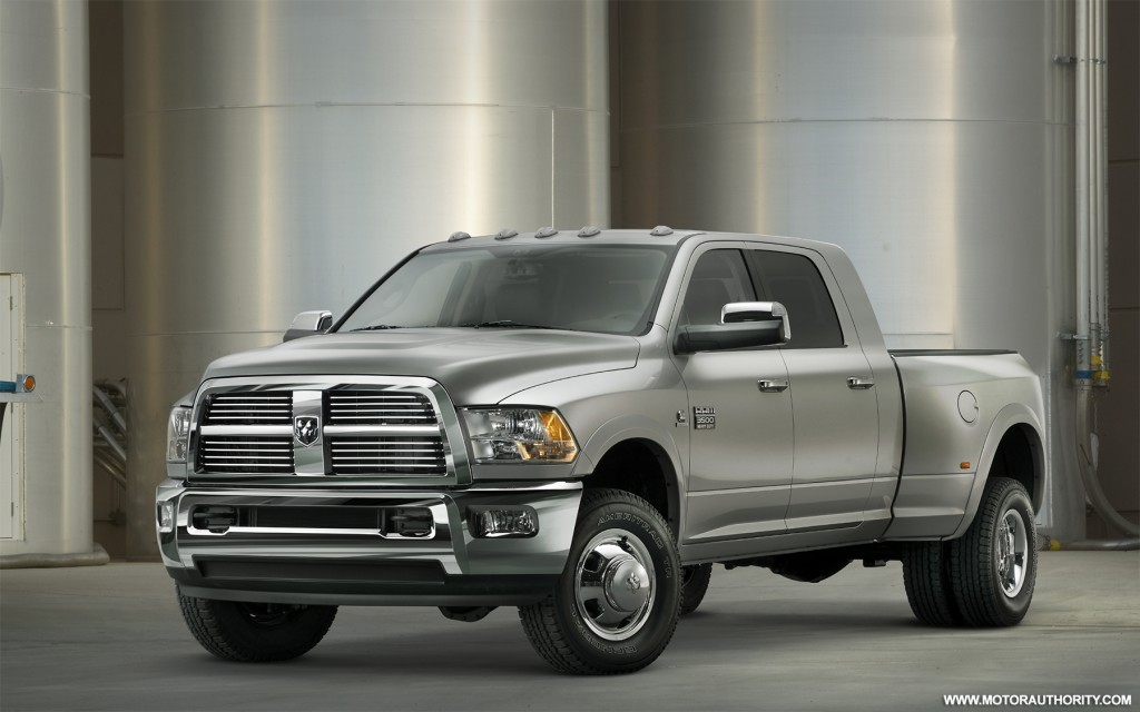 Perfect Dodge Releases 2010 Dodge Ram 2500 And 3500