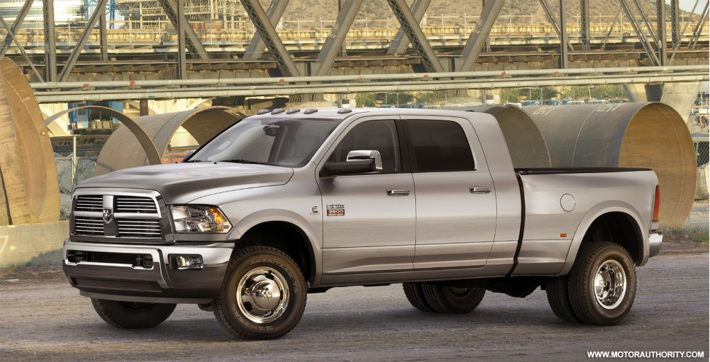 Simple Dodge Releases 2010 Dodge Ram 2500 And 3500