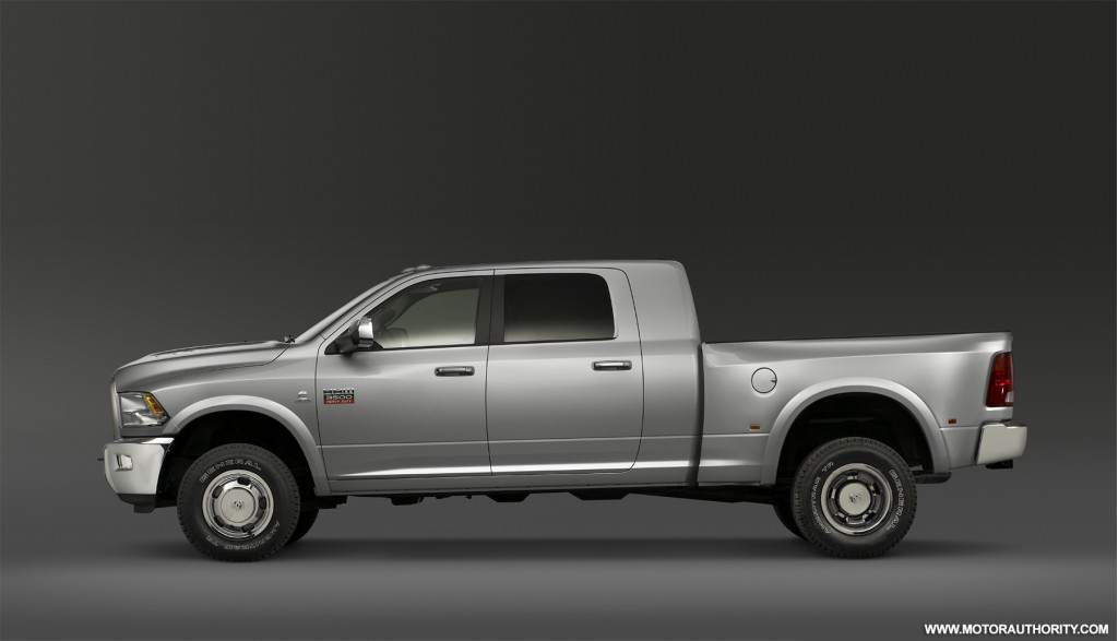 Excellent Dodge Releases 2010 Dodge Ram 2500 And 3500