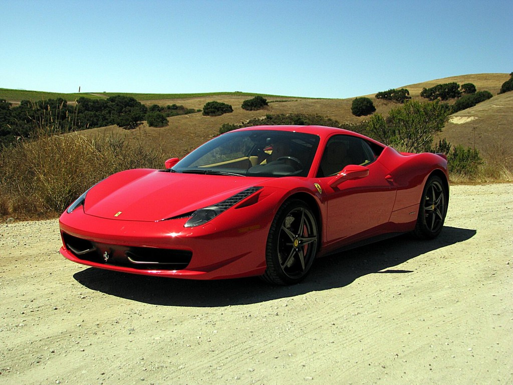 2010 ferrari 458 italia first drive. Black Bedroom Furniture Sets. Home Design Ideas