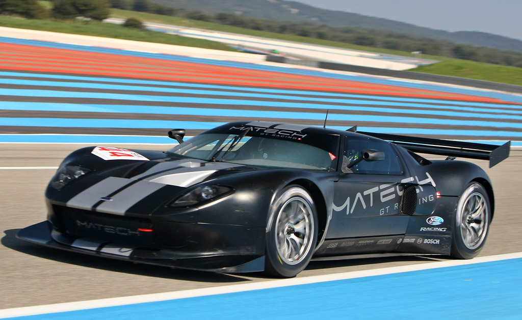 Ford To Make Le Mans Return With New Gt Supercar