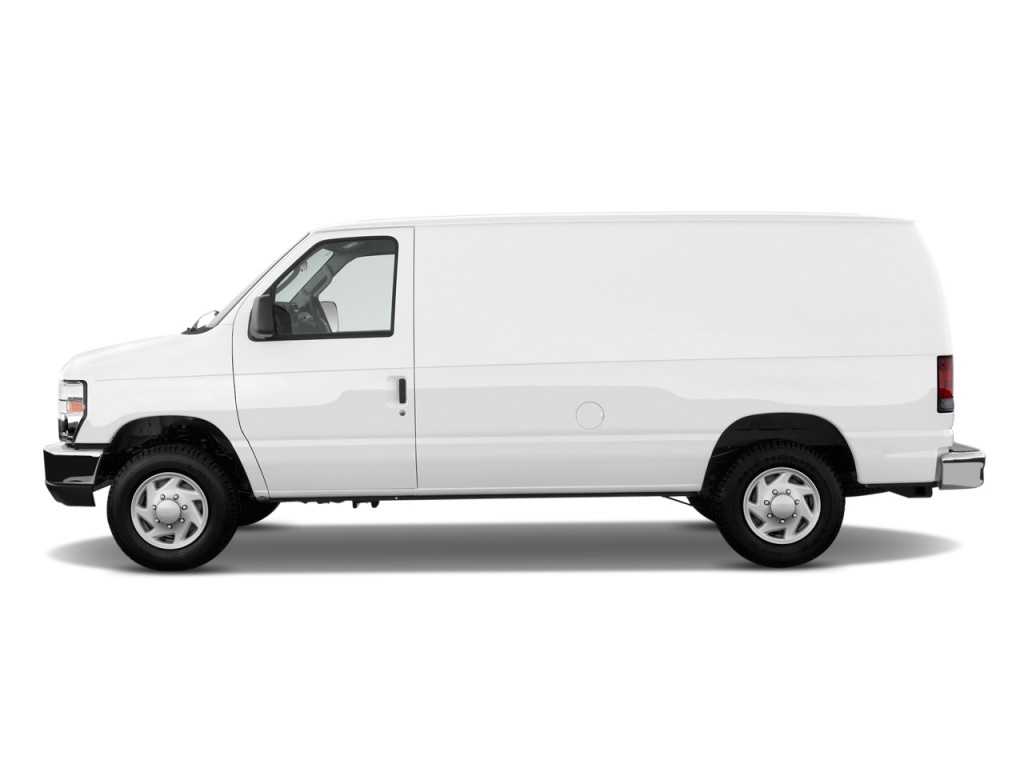 image 2010 ford econoline cargo van e 150 commercial side exterior view size 1024 x 768 type. Black Bedroom Furniture Sets. Home Design Ideas