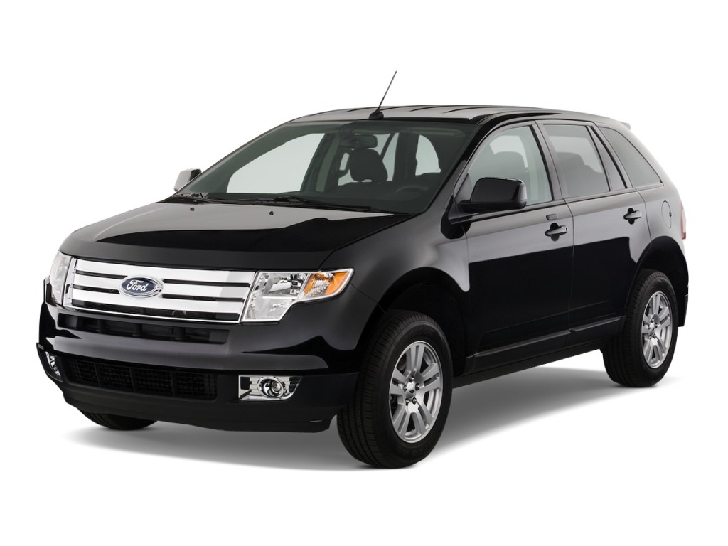 2010 Ford Edge Pictures Photos Gallery Motorauthority
