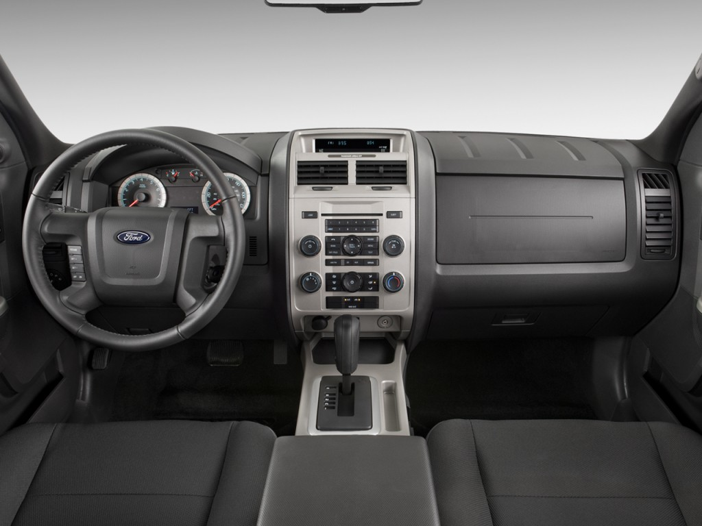 2010 ford escape manual transmission