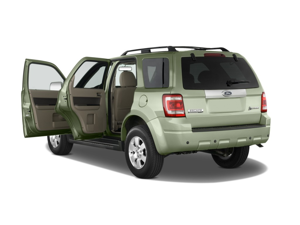 2010 ford escape hybrid limited features. Black Bedroom Furniture Sets. Home Design Ideas