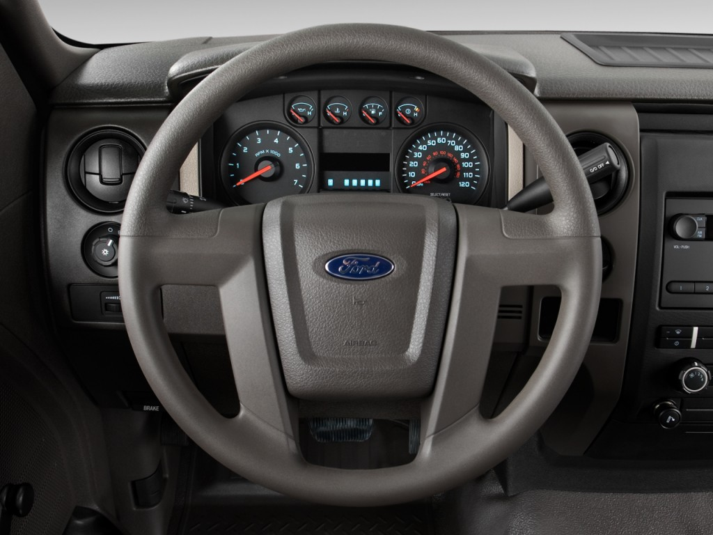 Steering Wheel Cover Size For Ford F150