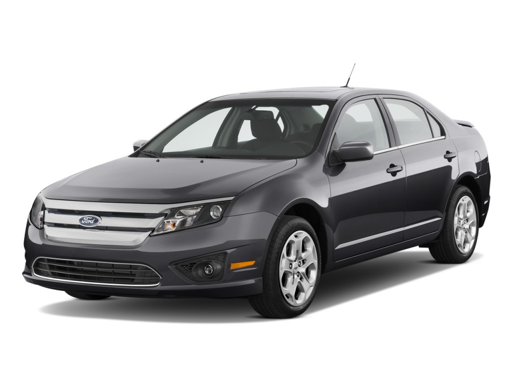 Saturn Aura Review >> 2010 Ford Fusion Pictures/Photos Gallery - MotorAuthority