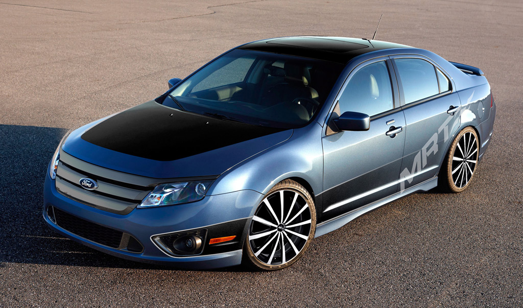 Ford And Lincoln Go All Out For 2009 Sema Auto Show