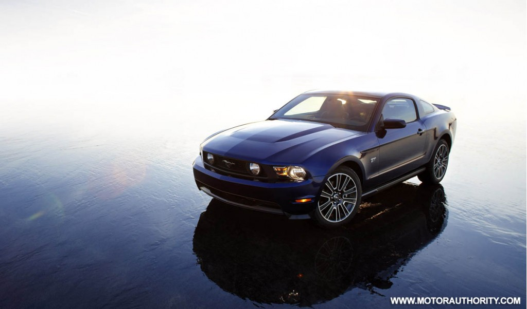 build your own 2010 ford mustang with online customizer. Black Bedroom Furniture Sets. Home Design Ideas