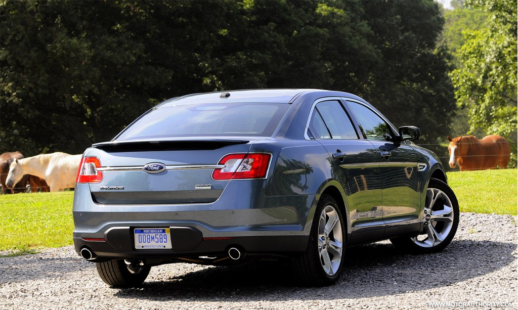 400 hp taurus sho a good possibility ford says. Black Bedroom Furniture Sets. Home Design Ideas