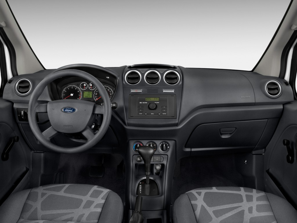 2010 Ford Transit Connect XLT Wagon - Ford Fullsize Wagon ... |2010 Transit Connect Xlt