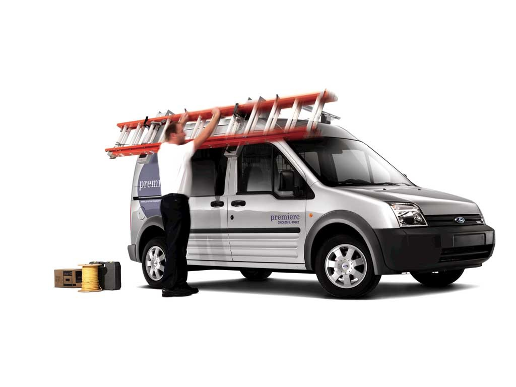 Ford Transit Connect фото / …