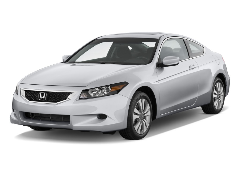 Image 2010 Honda Accord Coupe 2 Door I4 Auto Ex Angular