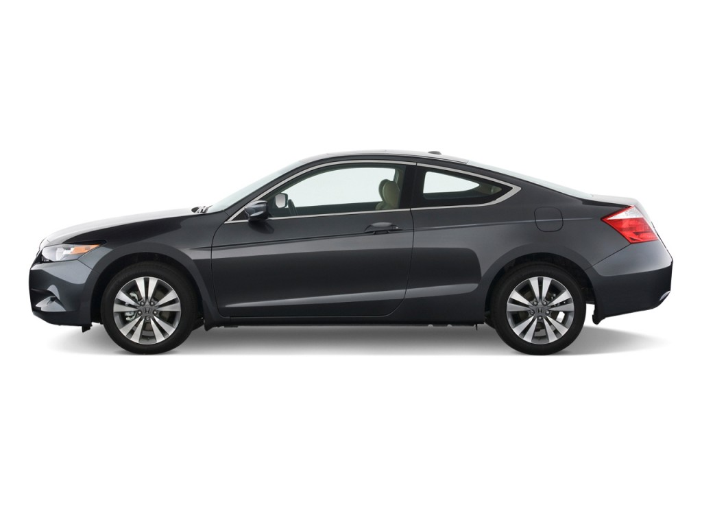 Image 2010 honda accord coupe 2 door i4 auto ex l side for Door 2 door cars
