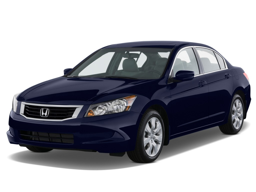 Image 2010 honda accord sedan 4 door i4 auto ex l angular for 09 2 door honda accord
