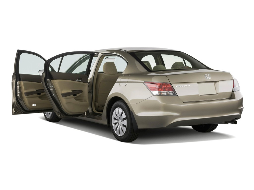 2010 Honda Accord Sedan Pictures Photos Gallery Green