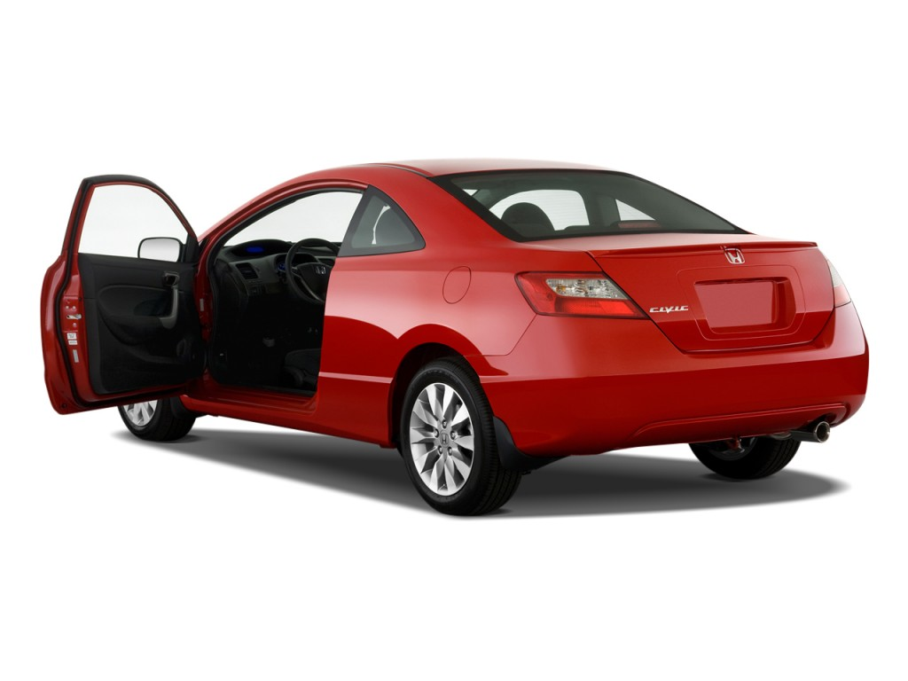 2010 honda civic coupe pictures photos gallery motorauthority. Black Bedroom Furniture Sets. Home Design Ideas