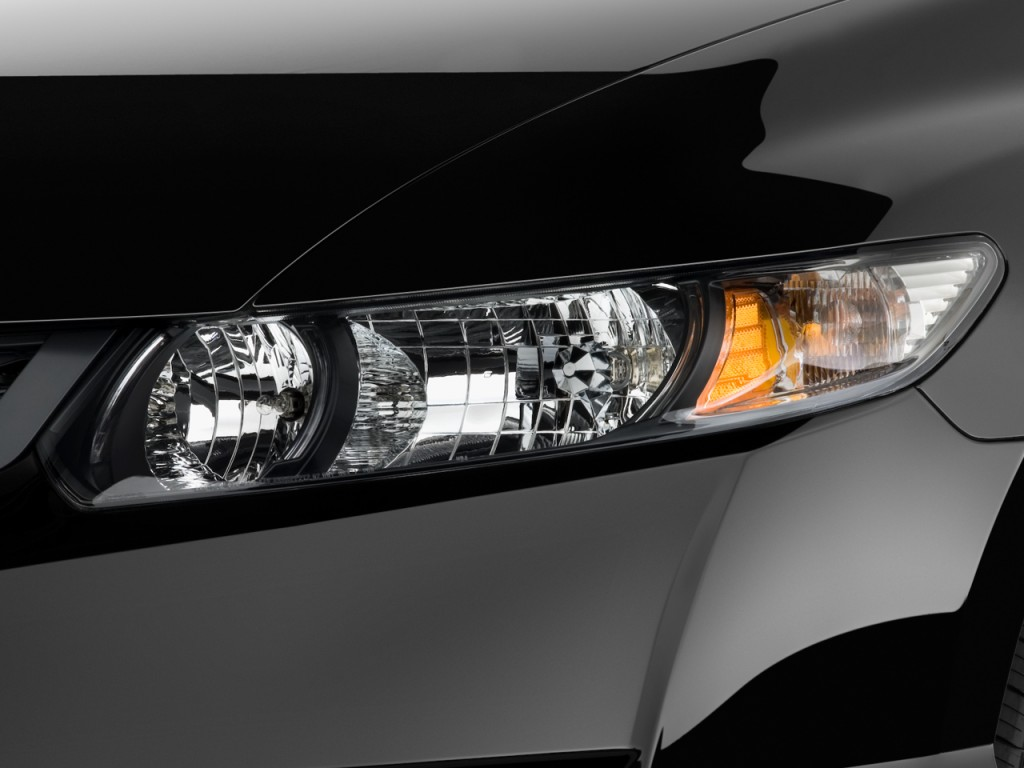 Image 2010 Honda Civic Coupe 2 Door Man Si Headlight