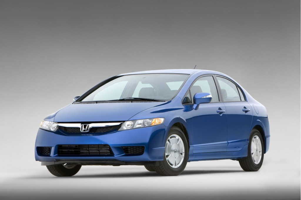 Honda Civic Hybrid. 2010 Honda Civic Hybrid