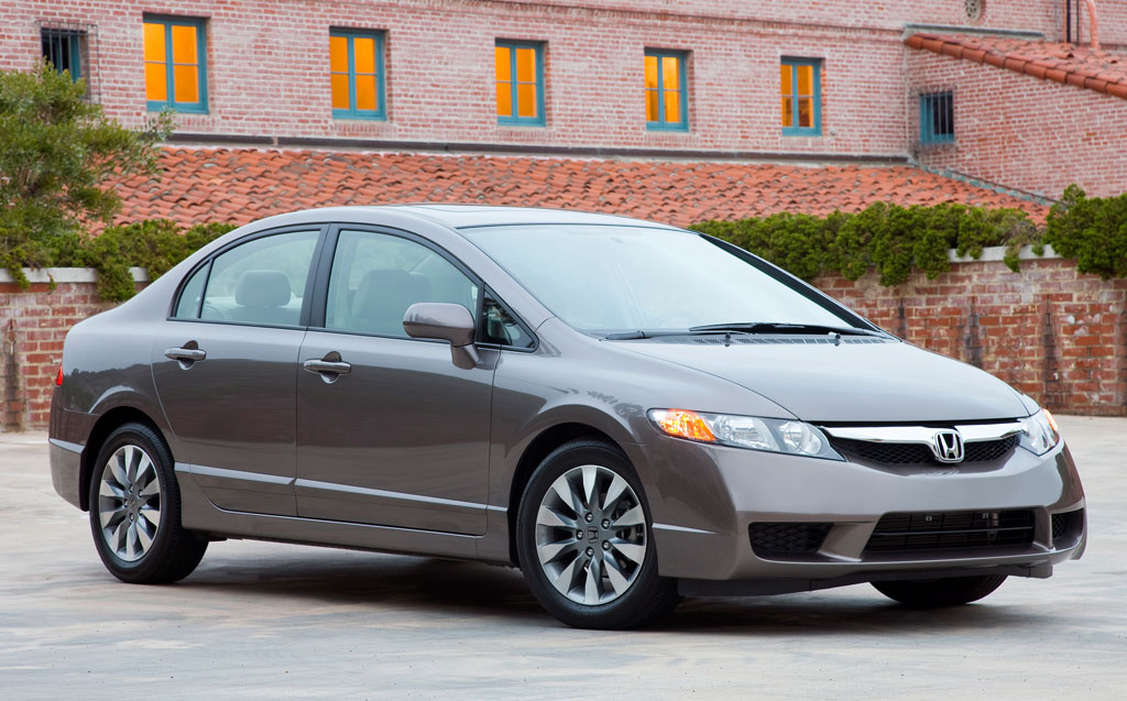 2010 Honda Civic Pictures Photos Gallery Motorauthority