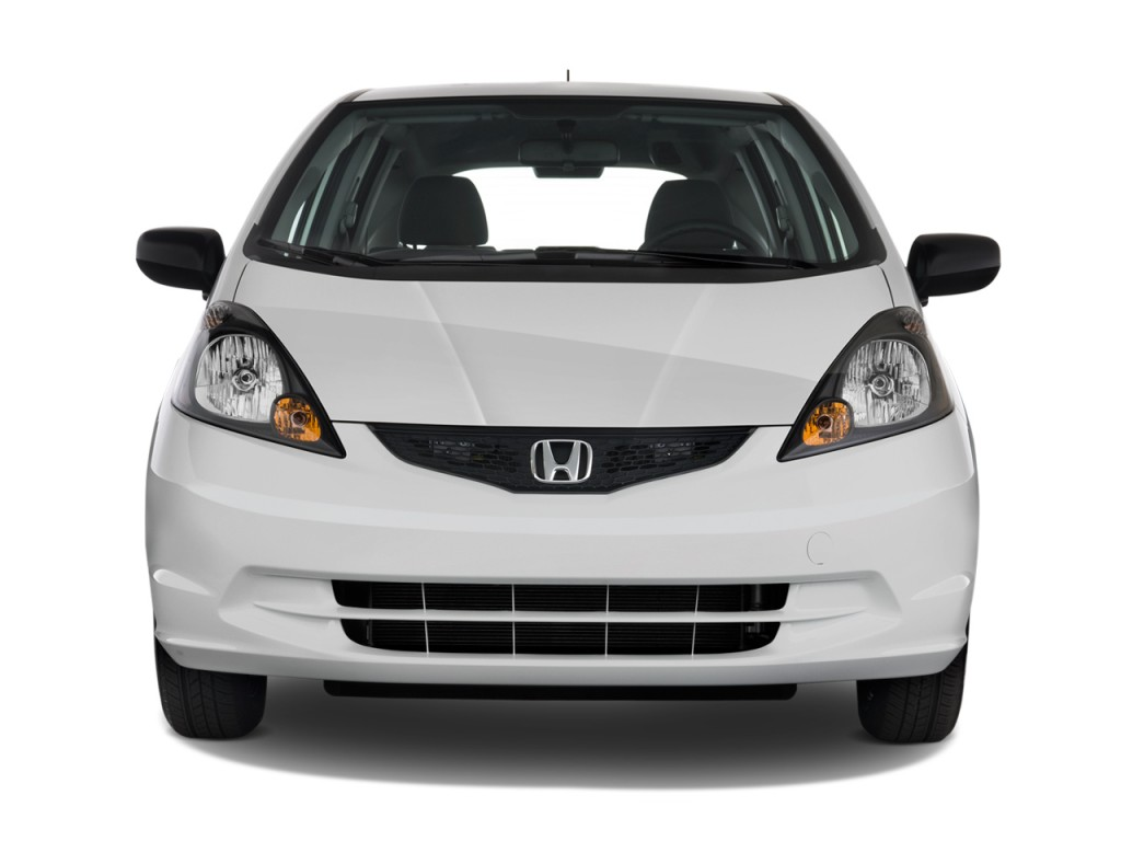 Image 2010 Honda Fit 5dr Hb Auto Front Exterior View Size 1024 X 768 Type Gif Posted On