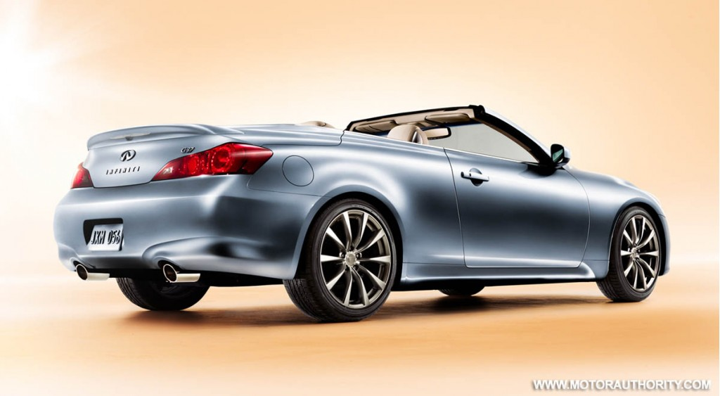 infiniti g37 convertible by - photo #13