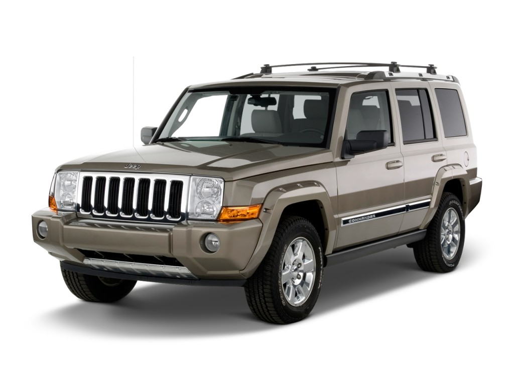 2010 jeep commander pictures photos gallery the car connection. Black Bedroom Furniture Sets. Home Design Ideas