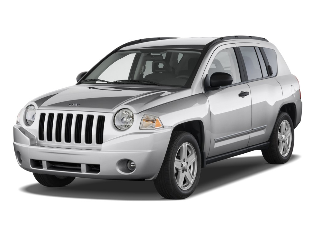 2010 Jeep Compass Pictures Photos Gallery Motorauthority