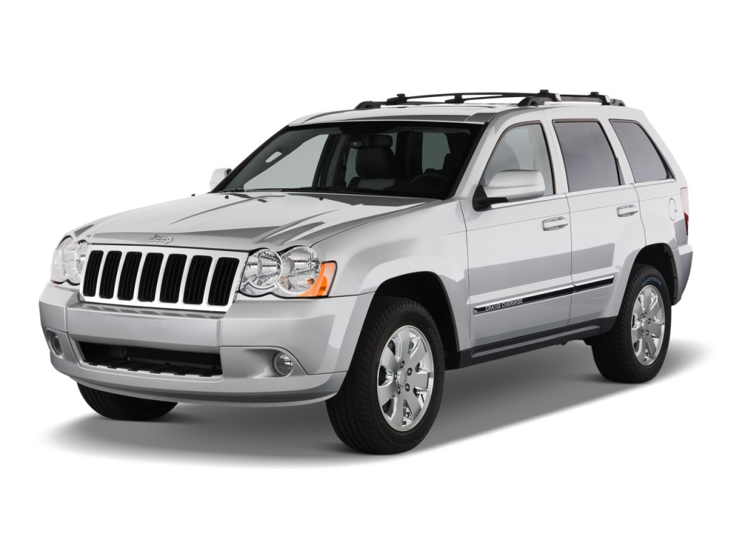 2010 jeep grand cherokee rwd 4 door limited angular front exterior. Cars Review. Best American Auto & Cars Review
